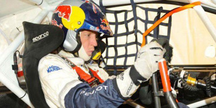 Kris Meeke apunta al Rallycross y a Citroën