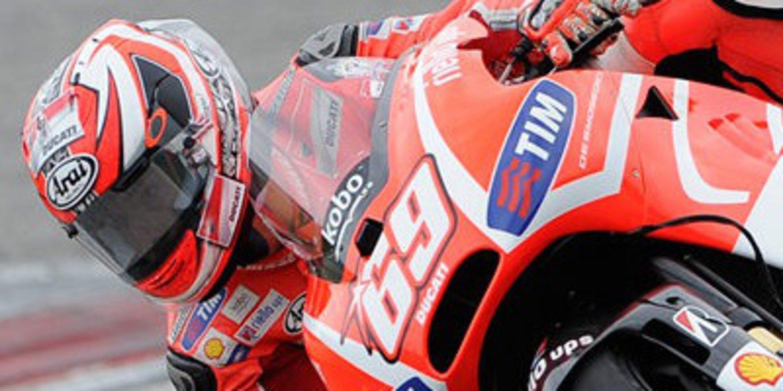 Nicky Hayden dejará Ducati a final de 2013