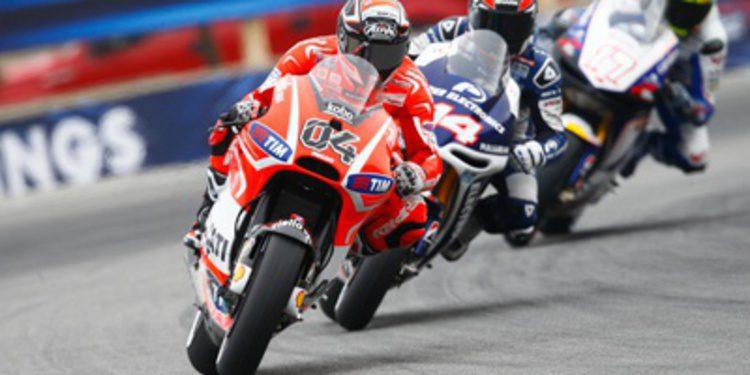 Reacciones tras el viernes de Laguna Seca en MotoGP
