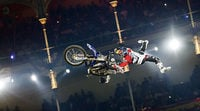 Tom Pagès gana el X-Fighters de Madrid y el campeonato