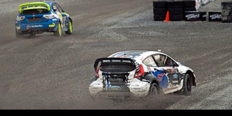 """""""Topi"""" Heikkinen gana en Bristol y es más lider del GRC"""