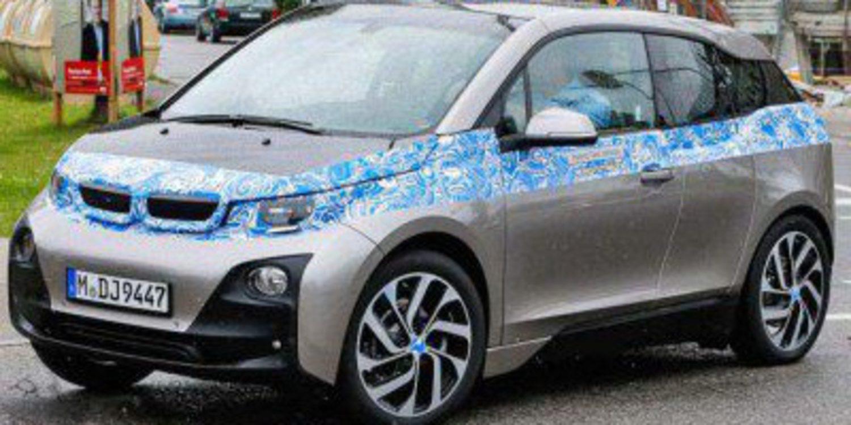 El BMW i3 costará 35.500 euros en España