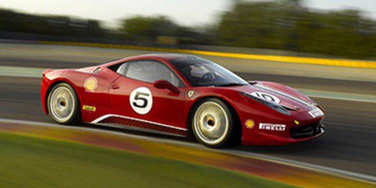 Ferrari 458 Scuderia, un paso más allá