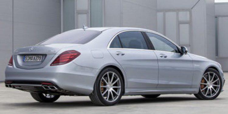 Mercedes S 63 AMG, berlina de altas prestaciones