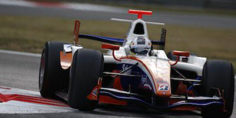 Ricardo Teixeira vuelve a la GP2 en Hungría con Trident