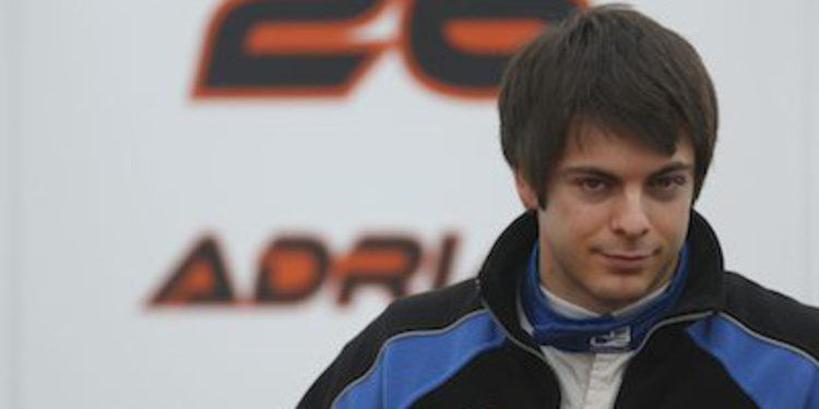 Quaiffe-Hobbs, piloto Hilmer GP2 hasta final de 2013