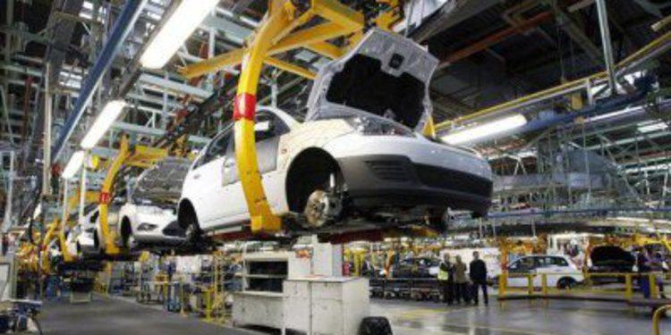 Hasta junio se fabricaron en España 1.1 millones de coches