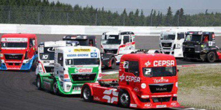 GP Camión Rusia: Albacete y Hahn a por Smolenskring