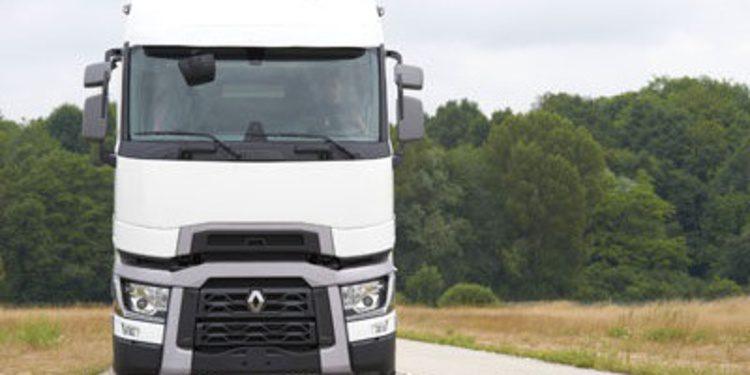 La gama Renault Trucks T Euro 6 ya está a prueba
