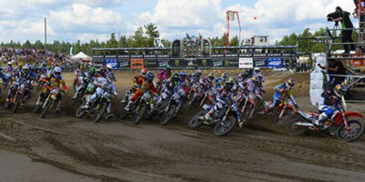 MXGP: Lausitzring acoge estos días el GP de Alemania