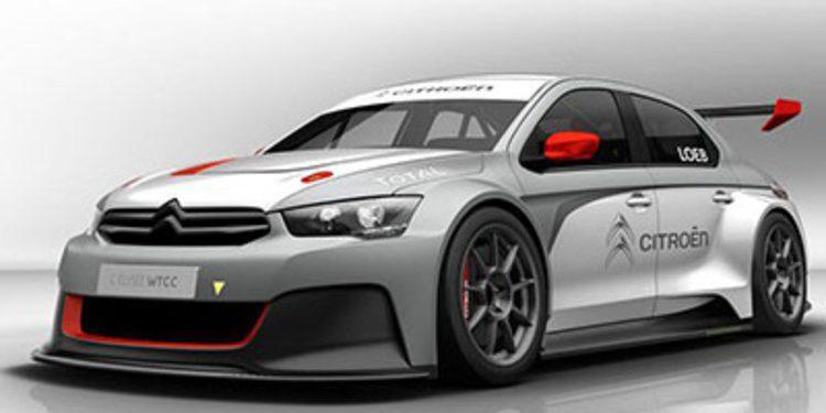 Citroën utilizará el C-Elysée en el WTCC