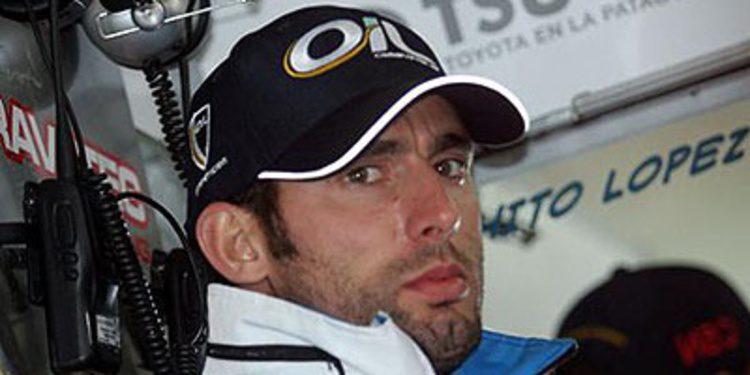 Pechito López estará en la carrera del WTCC en Argentina