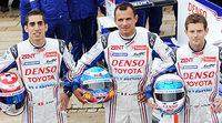 Toyota mantendrá a sus pilotos para 2014
