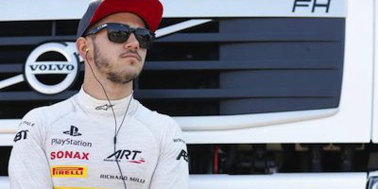 Abt sancionado en GP2 por un incidente con Rosenzweig