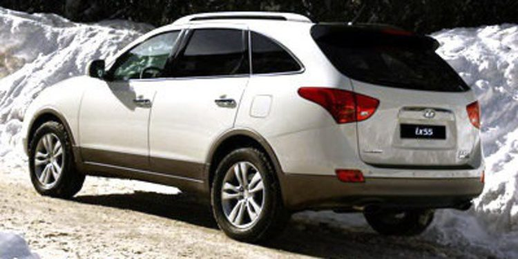 El mercado español se queda sin el Hyundai ix55