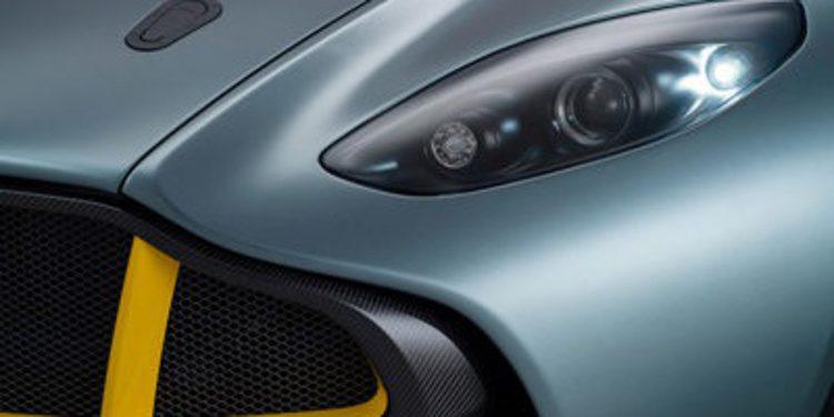 El Aston Martin CC100 Speedster será cosa de dos