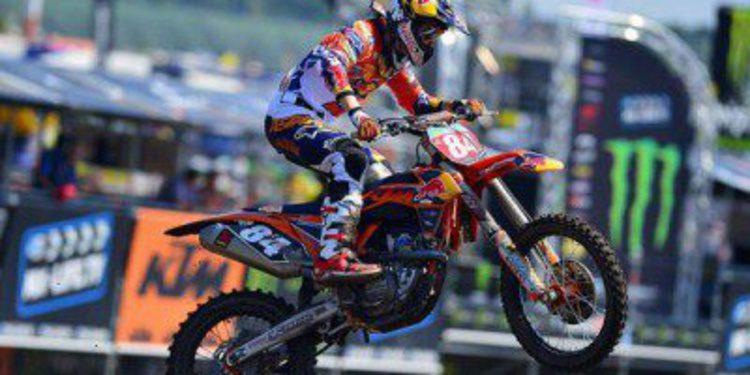 MXGP: Herlings y Cairoli vencen en Alemania