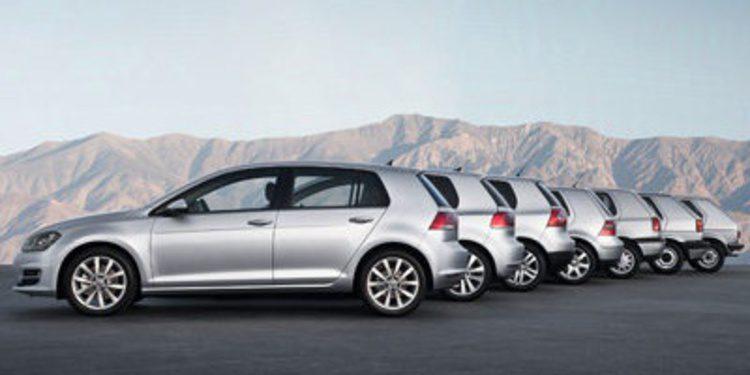 El Volkswagen Golf y su unidad 30 millones en video