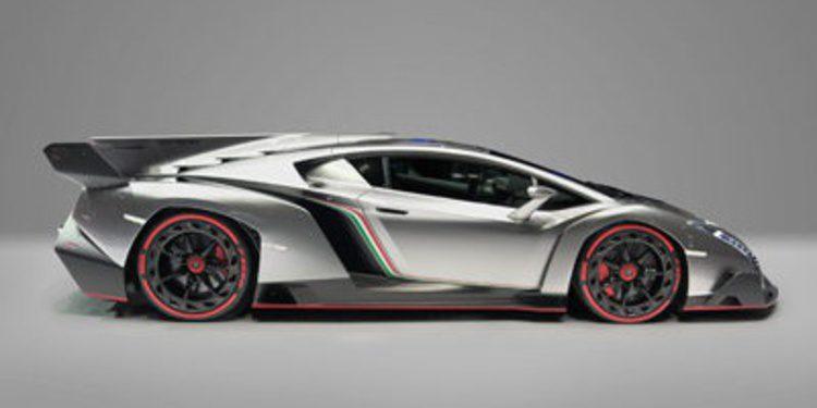 Lamborghini llevará el Veneno Roadster a Frankfurt