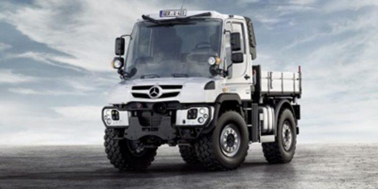 La gama Unimog de Mercedes cambia por completo