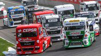 Antonio Albacete más líder tras el GP Camión de Rusia