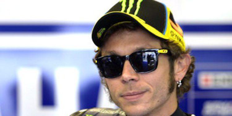 Valentino Rossi no está interesado en Suzuki