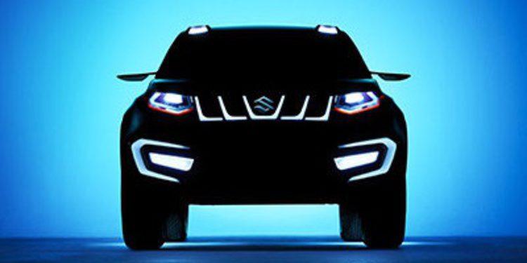 Suzuki iV-4, el nuevo SUV compacto nipón