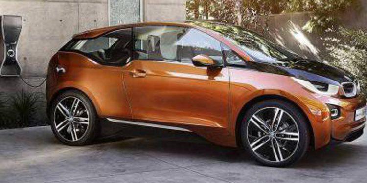 BMW presenta su primer coche eléctrico: el i3