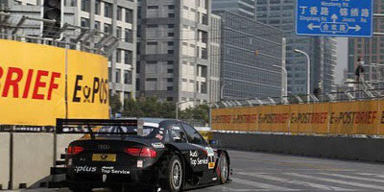 El DTM regresará a China en 2014