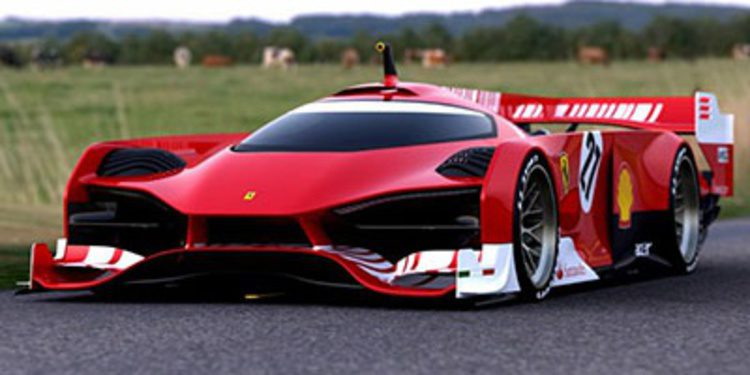 Ferrari podría estar preparando el retorno a Le Mans