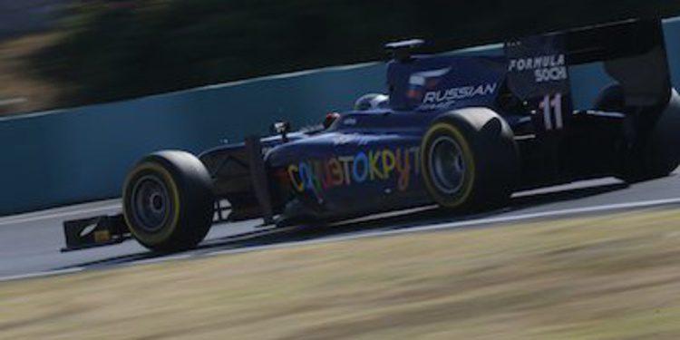 RUSSIAN TIME quiere equipo propio en GP3 para 2014