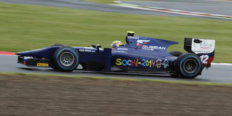 RUSSIAN TIME busca una escalera hacia F1 con Williams