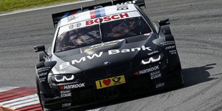 Mike Rockenfeller pole DTM en Rusia tras una extraña sesión
