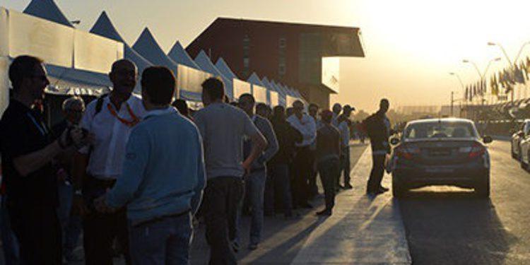 Penalizaciones del WTCC en la parrilla del fin de semana