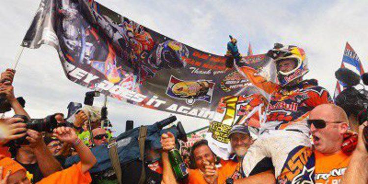 MXGP: Jeffrey Herlings vence en Loket y se proclama Campeón del Mundo