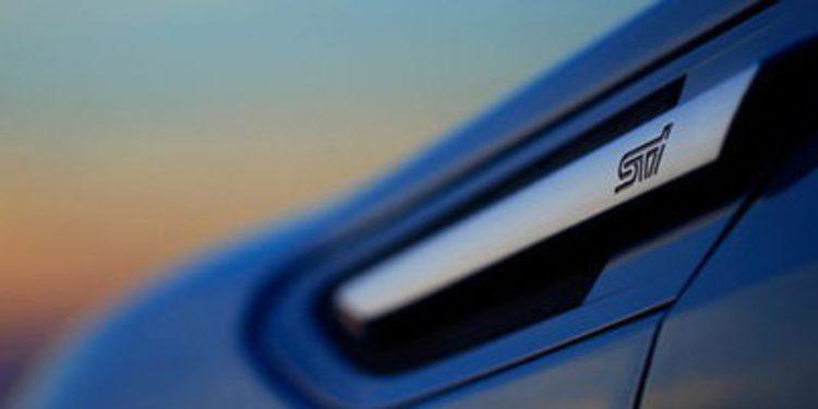 Subaru nos trae un teaser del BRZ STI