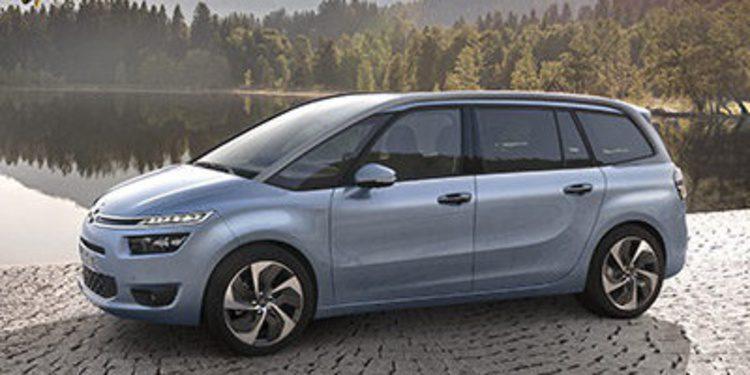 Ya está a la venta el Citroën Grand C4 Picasso