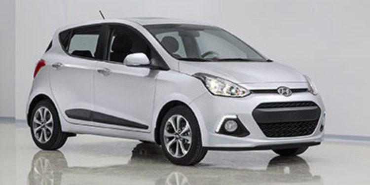 Hyundai lleva el i10 un paso por delante
