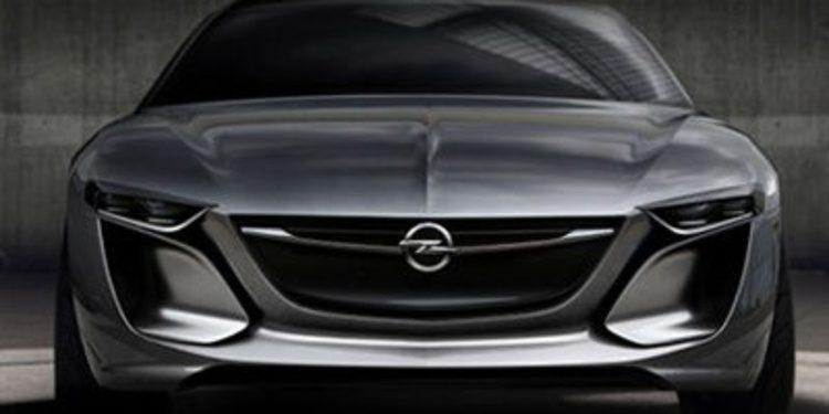 Echemos un nuevo vistazo al Opel Monza