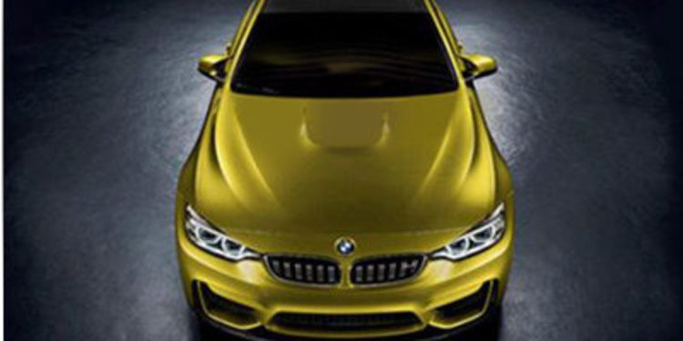Nuevo BMW M4, ¿recreación o filtrado?