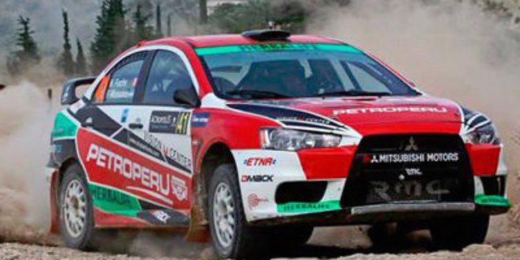 Nicolas Fuchs campeón de la Copa de Producción WRC2
