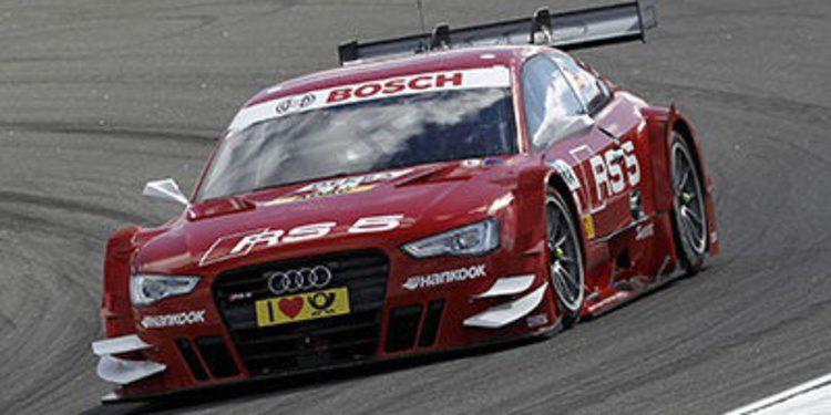 Audi Team Phoenix y Miguel Molina, listos para Nurburgring