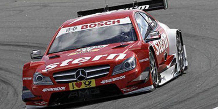 Merhi y Juncadella, en busca de puntos en Nurburgring