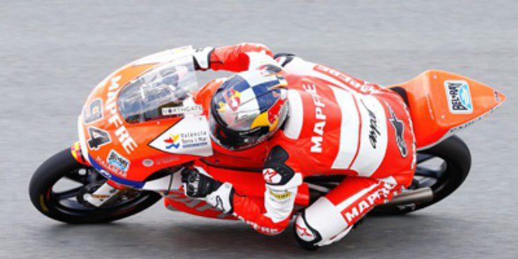 Jonas Folger se anota los FP1 Moto3 de Indianápolis