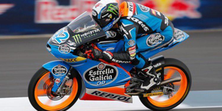 Pole de Moto3 para Alex Rins en Indianápolis