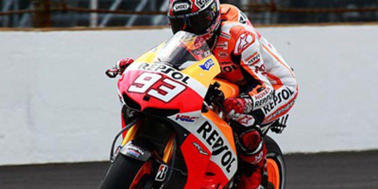 Marc Márquez pole MotoGP en Indianápolis