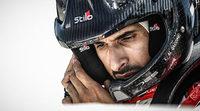 Khalid Al-Qassimi al Rally de Alemania lesionado