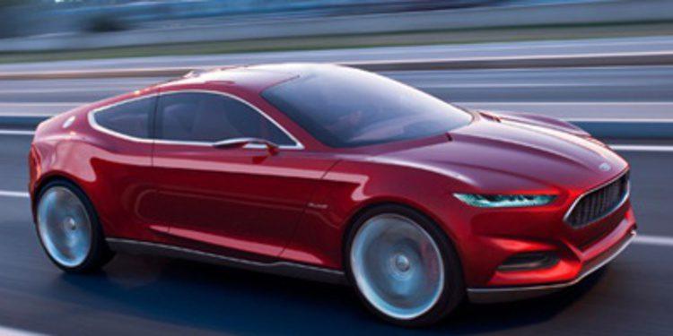 El nuevo Ford Mustang empequeñece para crecer