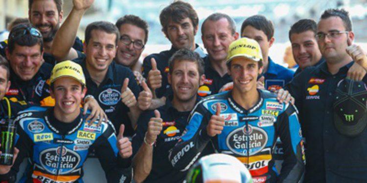 Alex Rins gana en Indy para apretar Moto3