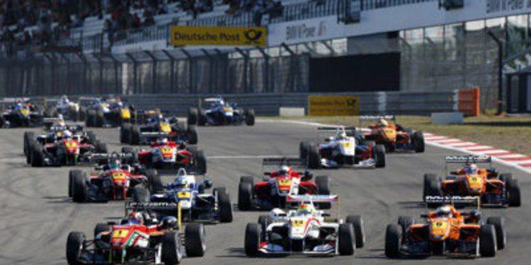 Pleno en F3 para Raffaele Marciello en Nürburgring